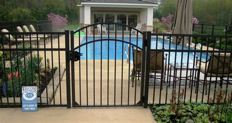Custom Home Plans Florida Commercial Aluminum Fencing From Fence Depot