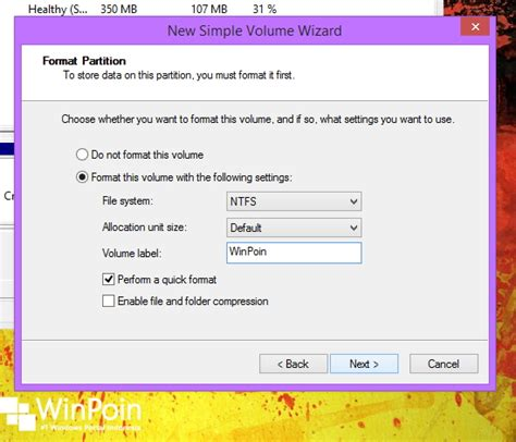 membuat power point windows 8 cara membuat partisi di windows 8 8 1 winpoin