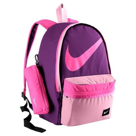 Ransel B Berry nike halfday back to school backpack bag bold berry