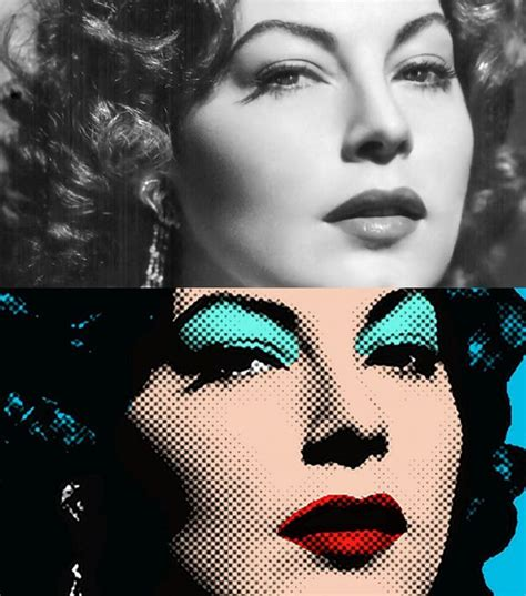 tutorial photoshop fix learn how to make a pop art portrait from a photo in