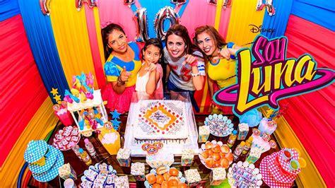 imagenes de fiestas de soy luna fiesta show infantil soy luna youtube