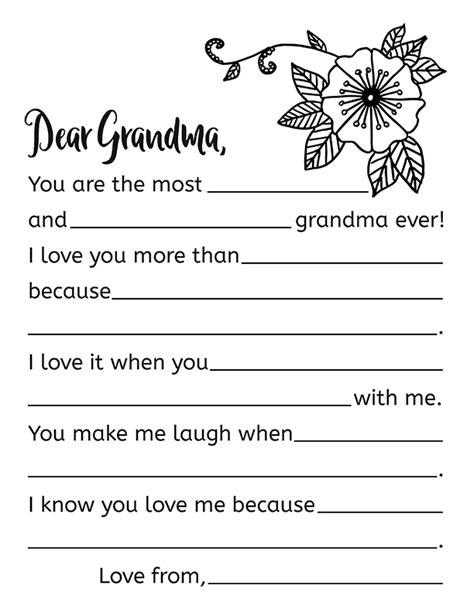 appreciation letter grandmother appreciation letter for best free home