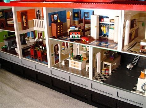 lego doll house behold this genius and truly spectacular lego dollhouse curbed