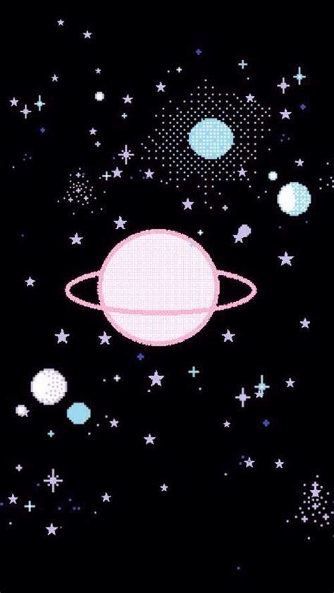 tumblr space planet iphone wallpaper wallpapers