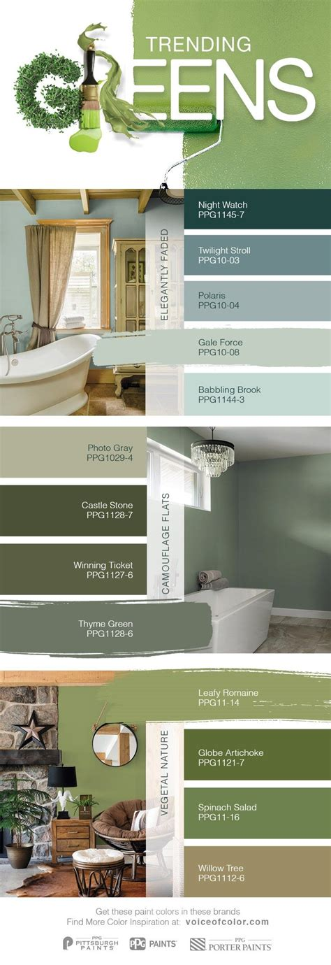 Trending Bathroom Paint Colors by 17 Best Ideas About Green Room Colors On Green