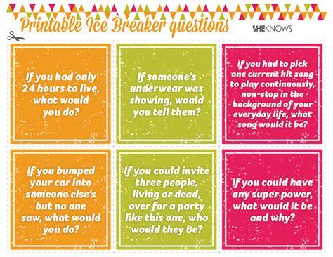 Wedding Conversation Cards