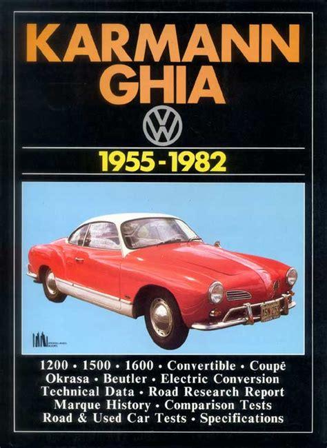 volkswagen books thesamba vw archives karmann ghia books