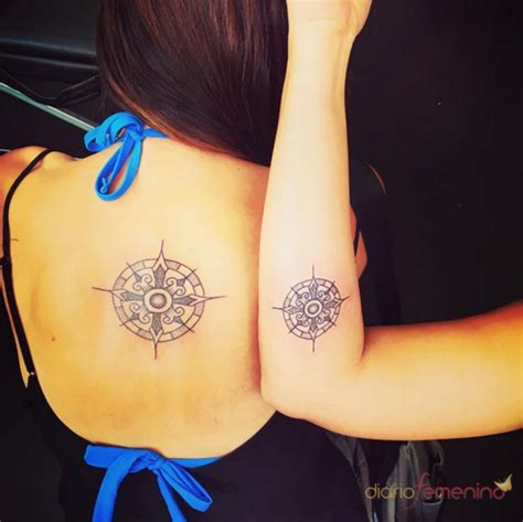 imagenes tatuajes hermanas tatuajes para hermanas un dise 241 o 250 nico