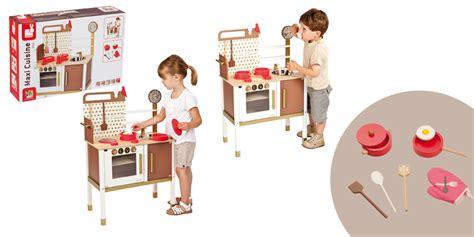 cuisine enfant janod maxi cuisine chic janod