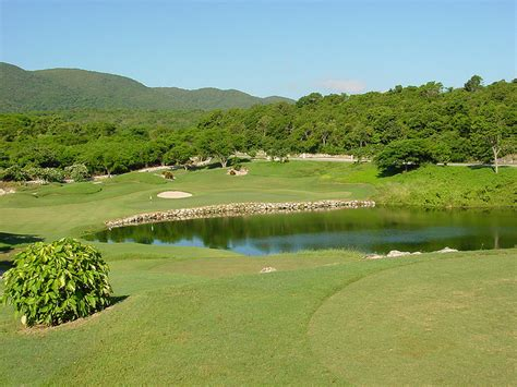 nine of the best golf courses in the caribbean