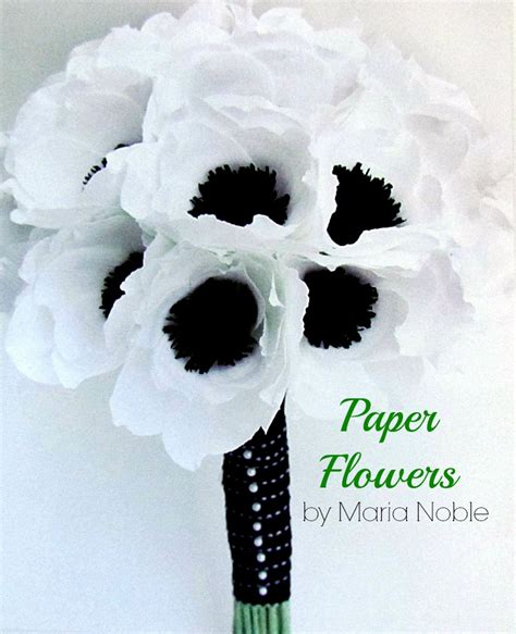 Learn How To Make Paper Flowers - learn to make beautiful paper flowers