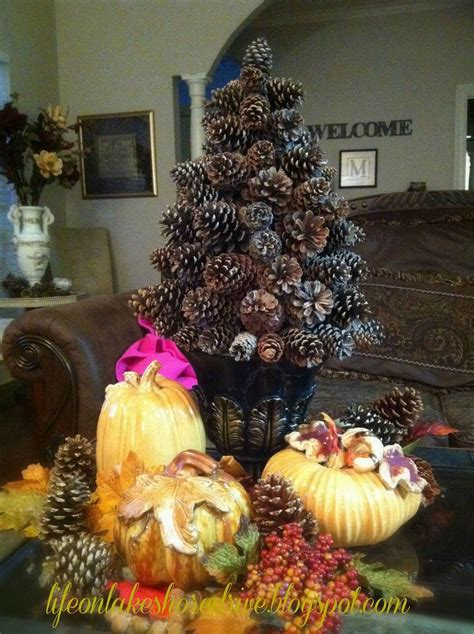 hometalk  amazing pine cone decorating ideas