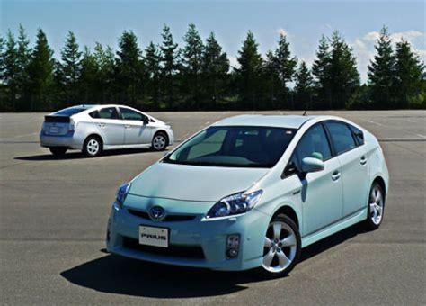 Toyota Prius Third Generation Toyota Prius Third Generation Hybrid Impressions