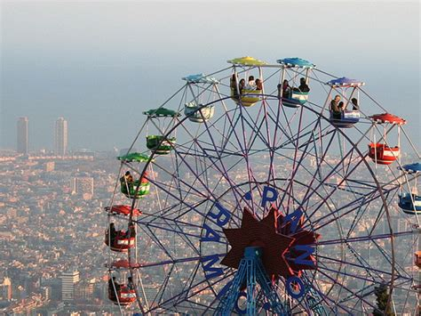 theme park in barcelona barcelona lifestyle local tips by cocoon barcelona
