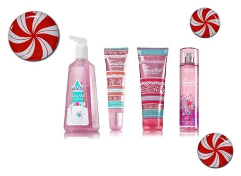 Twisted Peppermint Mist Bath And Works 196 best images about cruelty free products i like on signature collection eos and