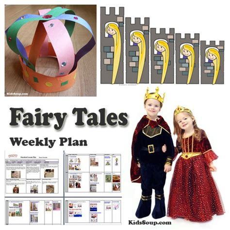 story themed activities once upon a time fairy tales activities and lessons kidssoup
