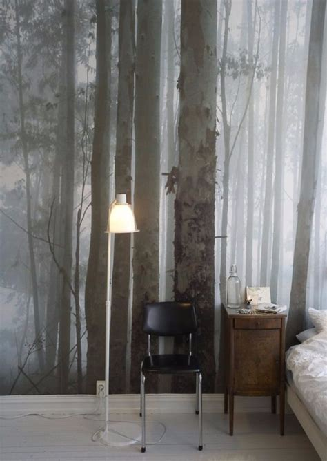 forest wallpaper for bedroom whimsical master bedrooms with forest wallpaper master