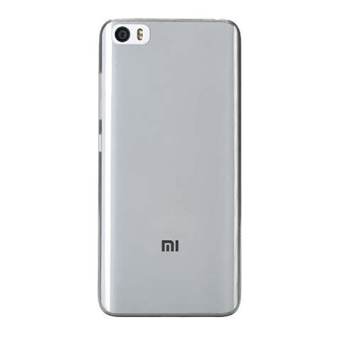 Softcasesoftshell Bergambar Ultra Thin For Xiaomi Mi5 original for xiaomi mi5 0 4mm ultra thin protective back cover