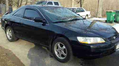 Honda Accord 2 Door Black by Find Used Black 2 Door Honda Accord Coupe In Hopewell