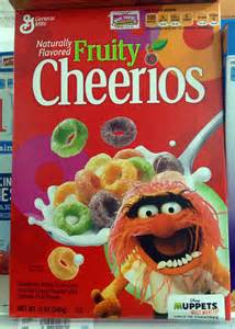 muppet movie promoted fruity cheerios cereal flickr photo sharing