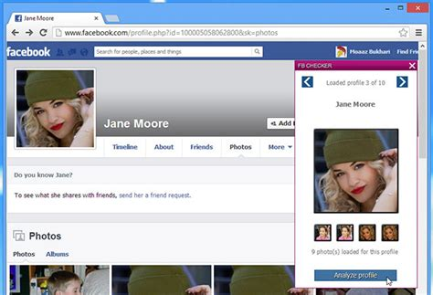 fb profile easily identify fake facebook profiles photos with fb