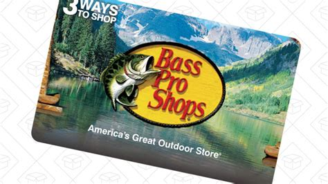 Where Can I Get Bass Pro Shop Gift Cards - buy a bass pro shops gift card get 20 in free gas