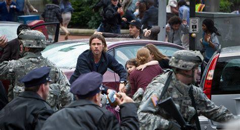 cinema 21 world war z world war z brad pitt ou les zombies c est qui le plus