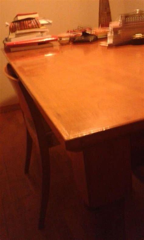 restauro tavolo restauro tavolo ciliegio