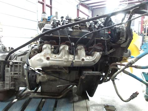 rv chassis parts used chevy vortec 8100 8 1l engine with rv chassis parts used chevy vortec 8100 8 1l engine with allison transmission for sale rv
