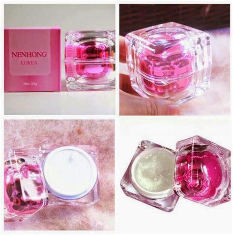 Lipstik Nenhong nenhong korea lipgloss pemerah bibir alami