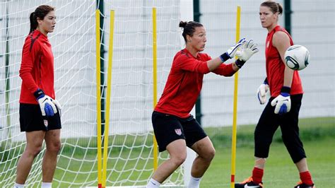 hope solo benched former team usa keeper hope solo should be benched