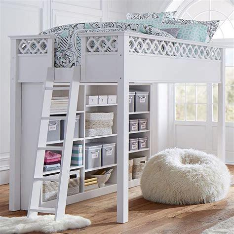 pbteen zimmer fresh loft bed with regard to elsie loft b 6964
