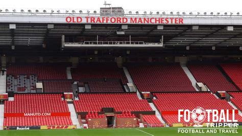 manchester united bench old trafford guide manchester united fc football tripper
