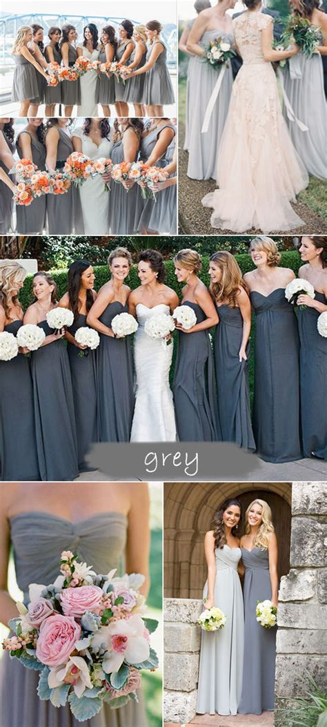 7 Wedding Trends by Top 7 Trends For Bridesmaid Dresses 2015