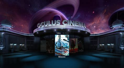 film vr oculus cinema getting online multiplayer and new social