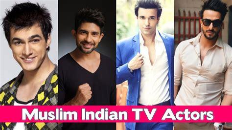 Top 7 Actors On Tv by Top 9 Muslim Indian Tv Actors 2017 Will You
