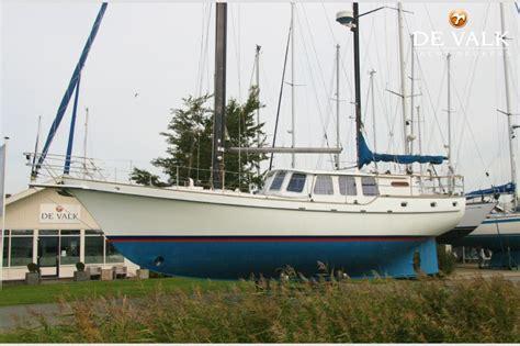 zeiljacht koopmans te koop koopmans 43 ketch zeilboot te koop jachtmakelaar de valk
