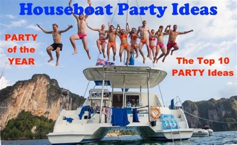 house boat party simple houseboat party ideas for every budget of house boat parties