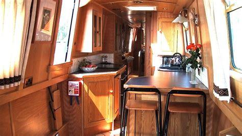 Narrow Home Designs by Interior Designer Walnut Designs Narrowboat Interior