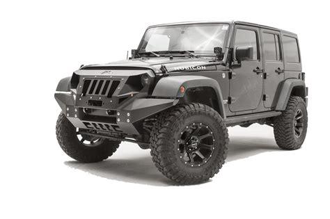 wide jeep fab fours full width grumper for 07 17 jeep 174 wrangler jk