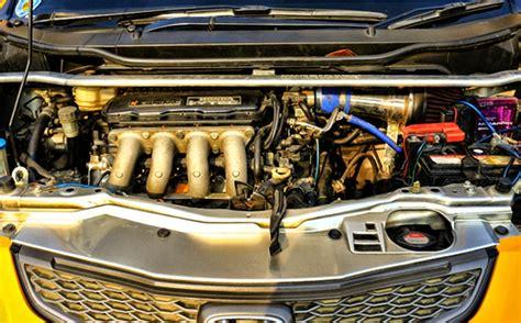 Mesin Ala modifikasi honda jazz 2010 fokus di mesin autos id