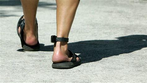 property manager  ankle bracelet   drink