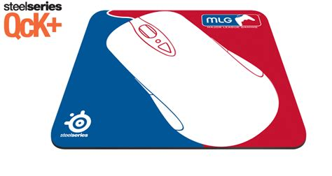 Mousepad Mlg จำหน าย ขาย steelseries qck mlg blue edition ราคา 990 00 บาท แผ นรองเมาส steelseries qck