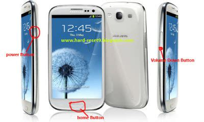 hard reset samsung i9300 how to factory reset samsung galaxy s3 i9300 step by step