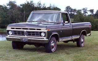 1976 Ford Truck 1976 Ford F150 186092 Photo 8 Trucktrend