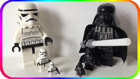 Gelang Lego Stromtrooper Dartvade stormtrooper darth vader lego wars
