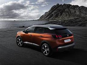 Suv Peugeot All New Peugeot 3008 Suv Peugeot Uk