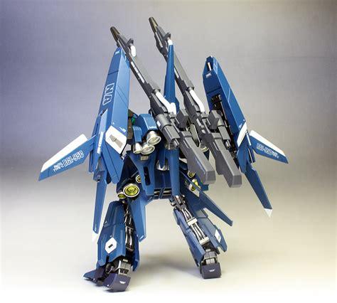 Rgz 95c Rezel Type C Defenser B Unit Gundam Bandai J303 hguc 1 144 rgz 95c rezel type c defenser b unit nahel argama ver custom paint improved no 15