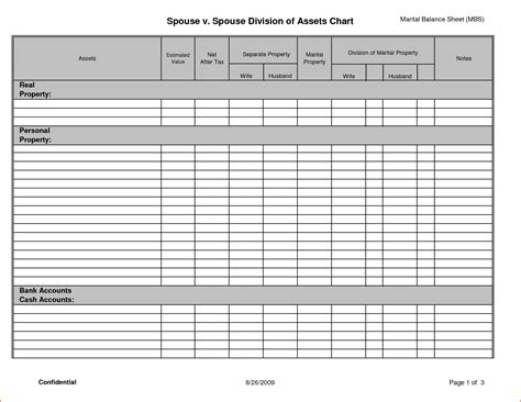 8 blank balance sheet bookletemplate org