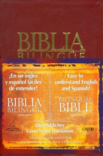 libro spanish english bilingual bible pr vp gn catholic spanish english bilingual bible pr vp gn english and spanish edition